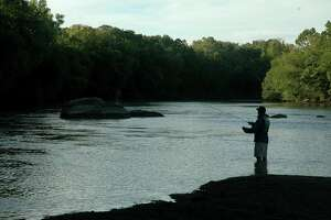 The Brazos River, downstream from Possum Kingdom Lake, holds outstanding paddling, fishing and camping opportunities for anglers looking for summer adventures.
