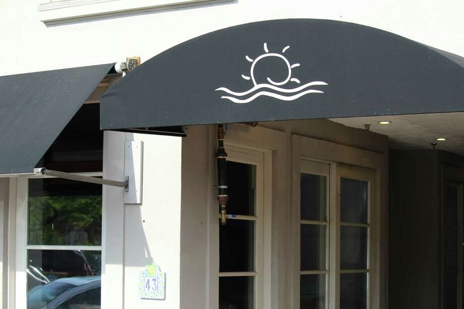Acqua Ristorante, at 43 Main St. in Westport, will be closing. Photo: Chris Marquette / Hearst Connecticut Media / Westport News