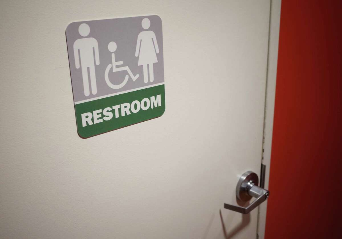 Using a public restroom - Riskier While not necessarily a