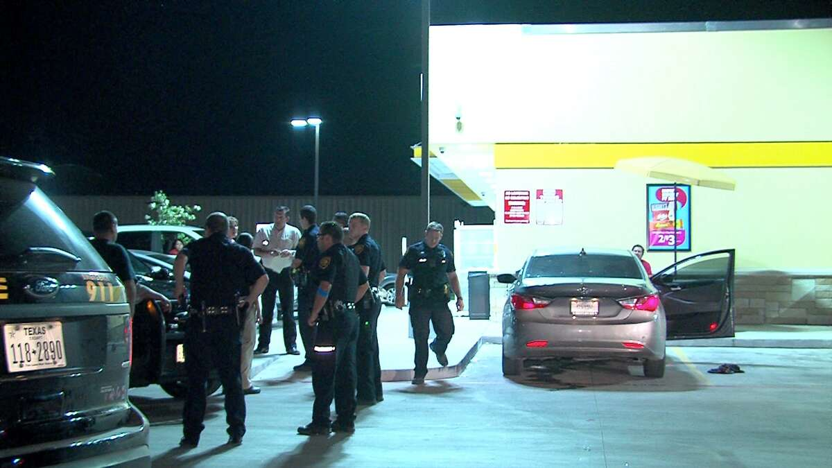 Police say a 17-year-old was shot in the back on the East Side on Wednesday night.