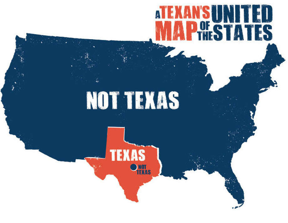 The Good The Bad And The Ugly Of Texas Stereotypes Houston - Us map texas