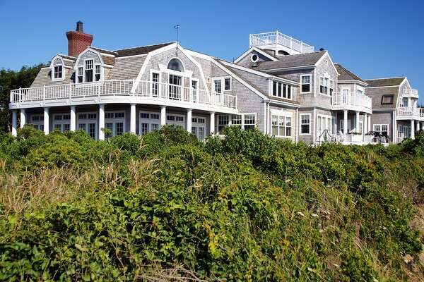 Nantucket, MA   90 Pocomo Rd, Nantucket, MA 02554  7 beds 8 baths 8,540 sqft  For sale:  $12,500,000    View full listing on Zillow