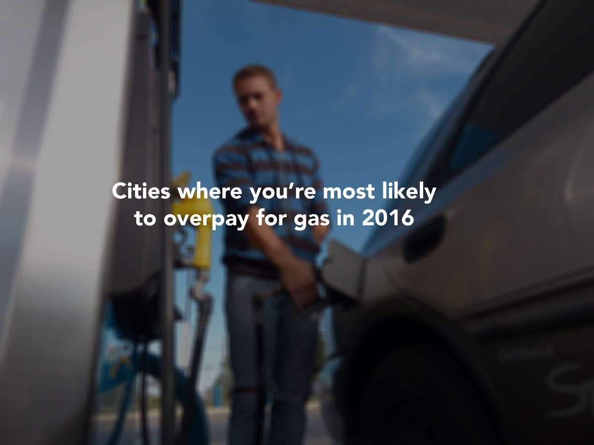 A new report from Gasbuddy compiled where in America commuters overpay at the pump most often. Bad news, California, you're getting hit the worst.