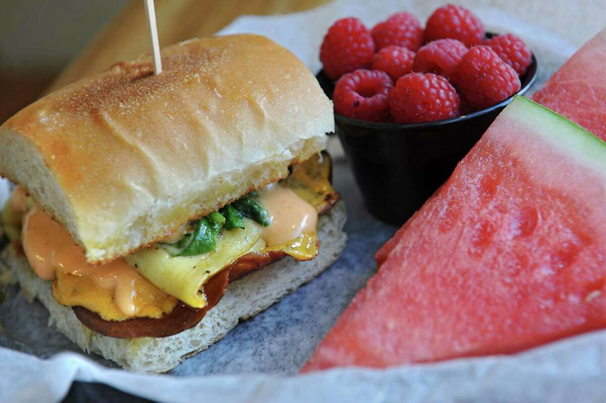Click through the slideshow to see what's available in the Capital Region for vegan and vegetarian fare.
