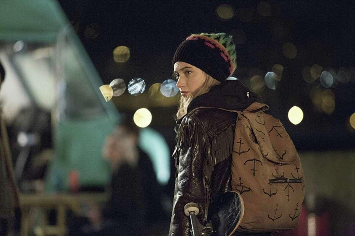 "Imogen Poots as Kelly Ann in ""Roadies."" (Katie Yu/Showtime/TNS)"