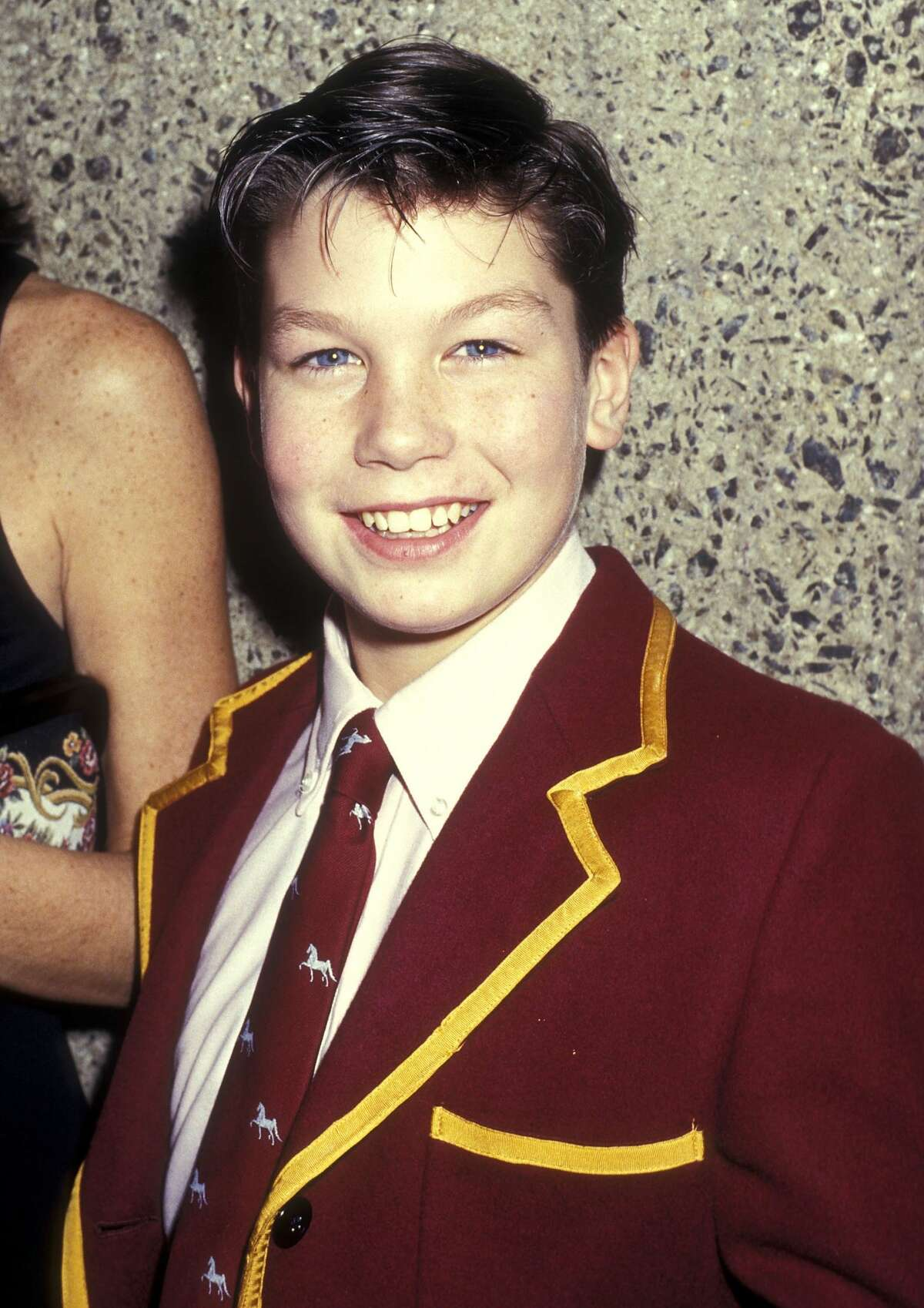 Adorably sweet Jerry O'Connell played Vern, the bullied scaredy cat of the group.