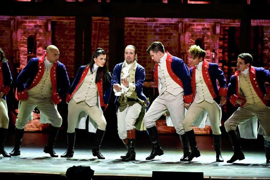 Hamilton   Photo Credits: CBS Photo Archive, CBS via Getty Images / 2016 CBS Photo Archive
