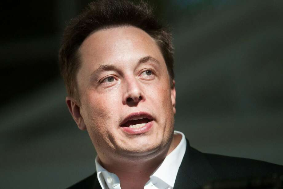 Elon Musk, co-founder and chief executive officer of Tesla Motors Inc. Photo: Bloomberg