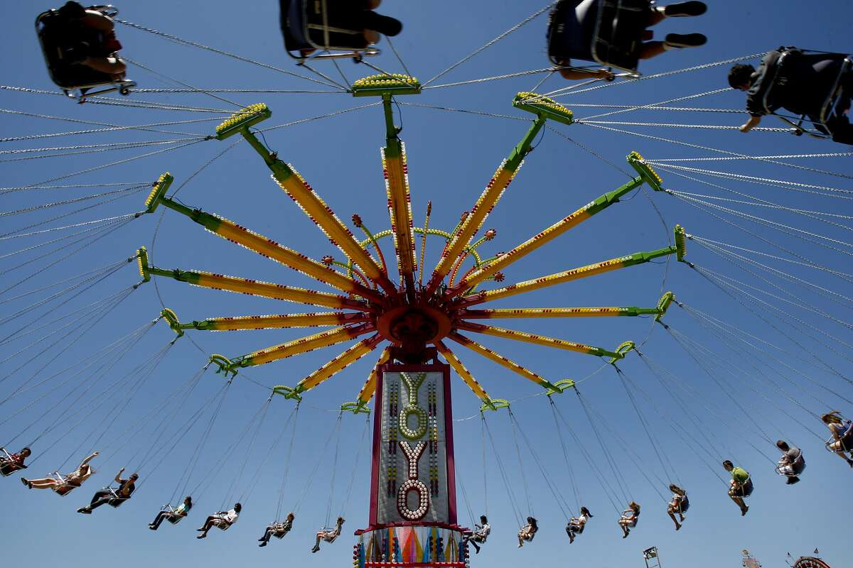 Marin County Fair in 2012
