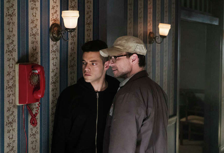 See Which Mr. Robot Stars Once Stalked Steve Carell for a Selfie