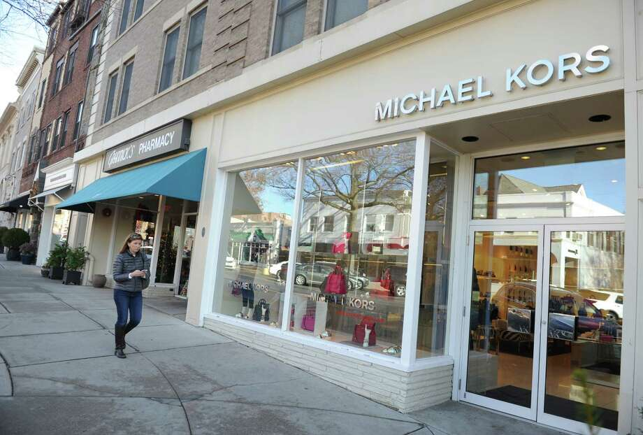 Over the years, many local businesses along Greenwich Avenue have been replaced by high-end stores and luxury brands. Photo: Tyler Sizemore / Tyler Sizemore / Greenwich Time