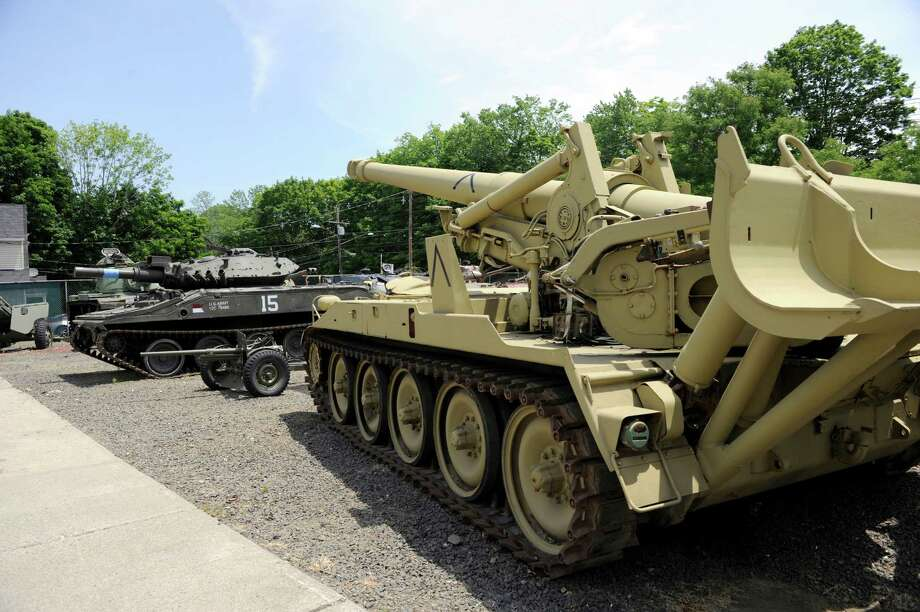 Danbury\'s U.S. Military Museum shuts down after 22 years - NewsTimes