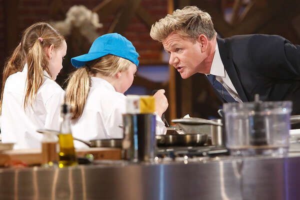 "The sixth season of ""Master Chef Junior"" will hold open casting in Houston on July 16. Shown: Scene from a past episode of Fox's ""Master Chef Junior."""