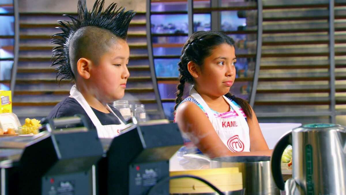 """The sixth season of """"Master Chef Junior"""" will hold open casting in Houston on July 16. Shown: Scene from a past episode of Fox's """"Master Chef Junior."""""""