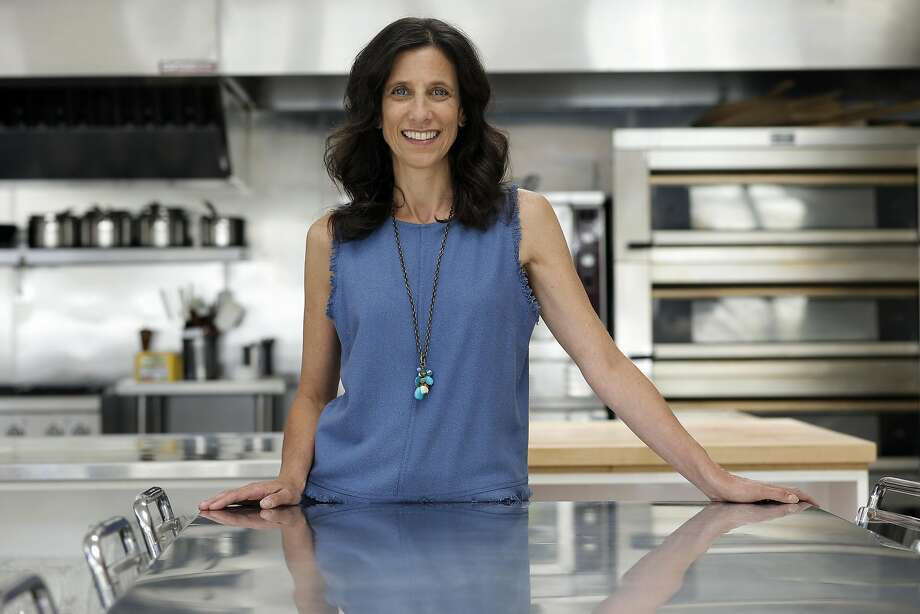 Jodi Liano, founder of the San Francisco Cooking School on Van Ness Avenue in S.F. Photo: Michael Macor, The Chronicle
