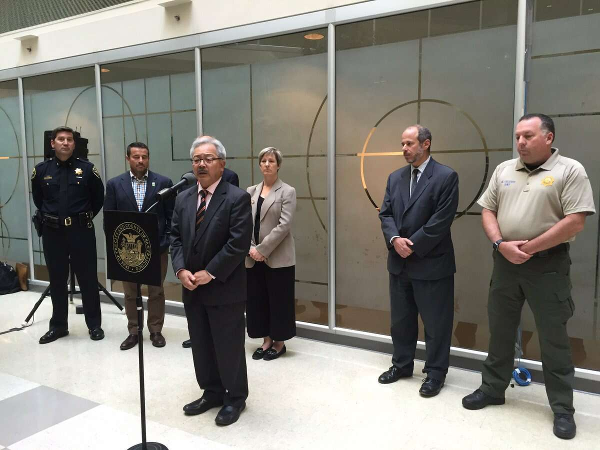 S.F. Mayor Ed Lee says the city's work is being undermined by the