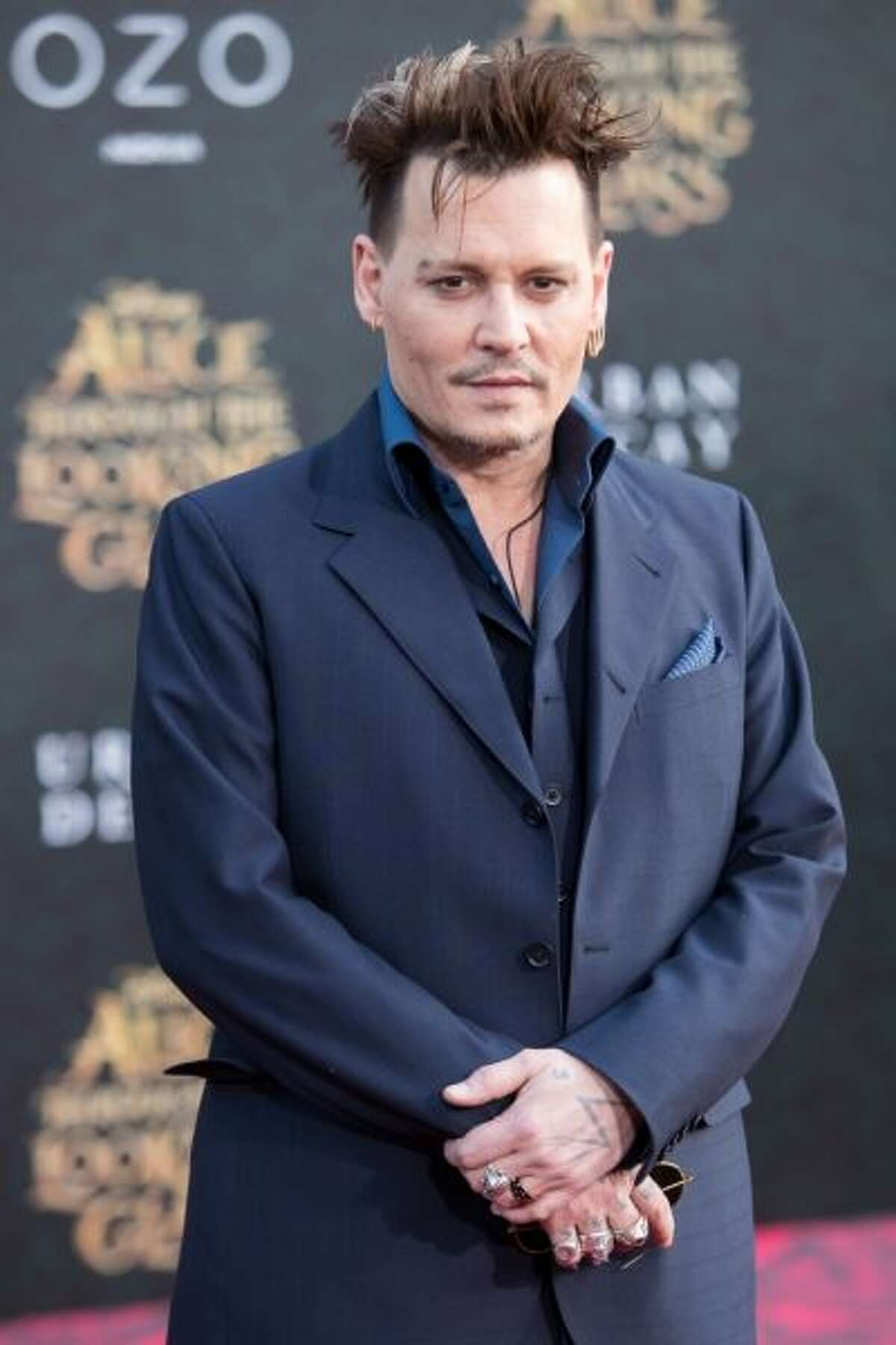 CLOWNS: According to Zimbio, Johnny Depp has a fear of clowns.