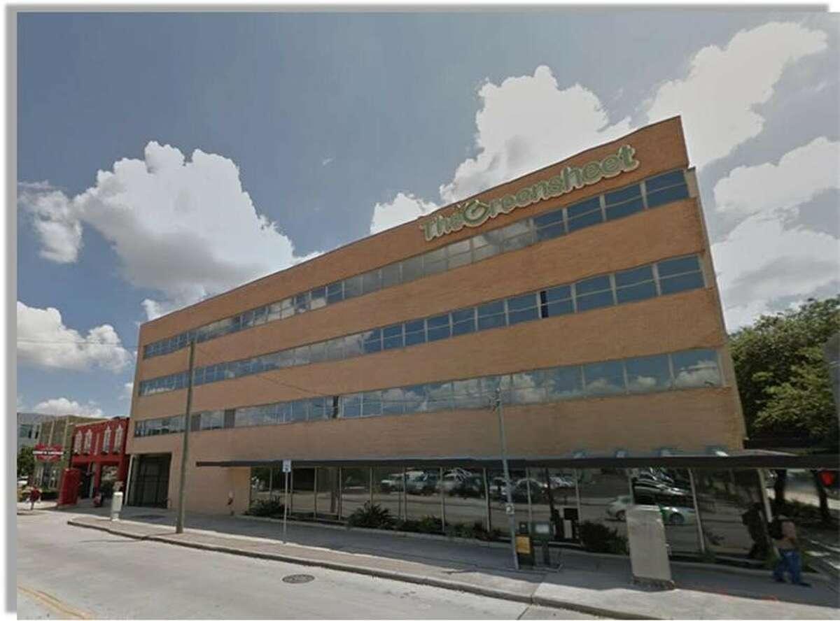Greensheet building in Midtown (PLC Capital)