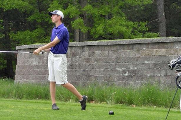 Bethel's Spencer Olson is the Hearst Connecticut Media Boys Golf MVP. June 2016