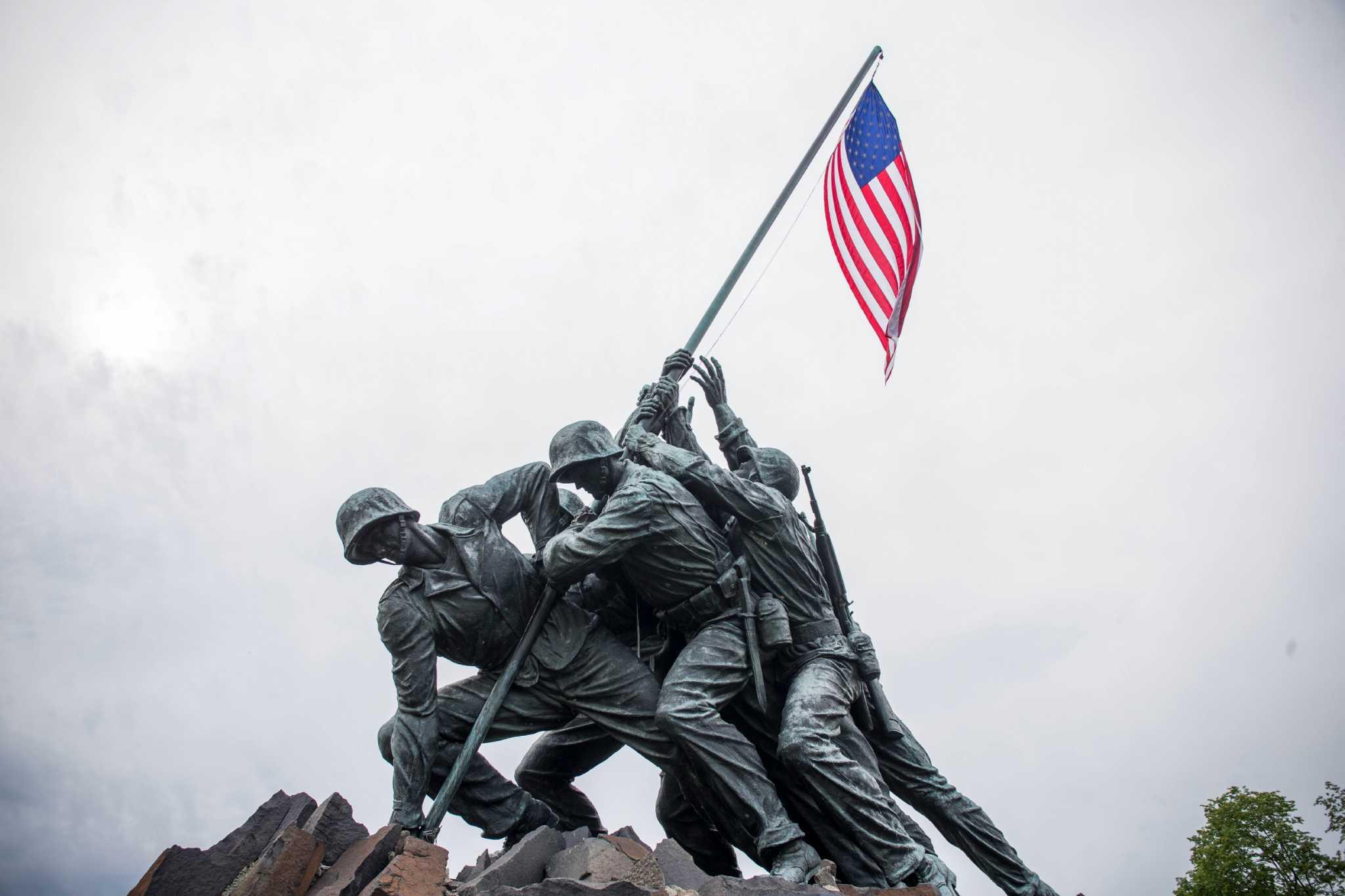 the marine corp memorial essay