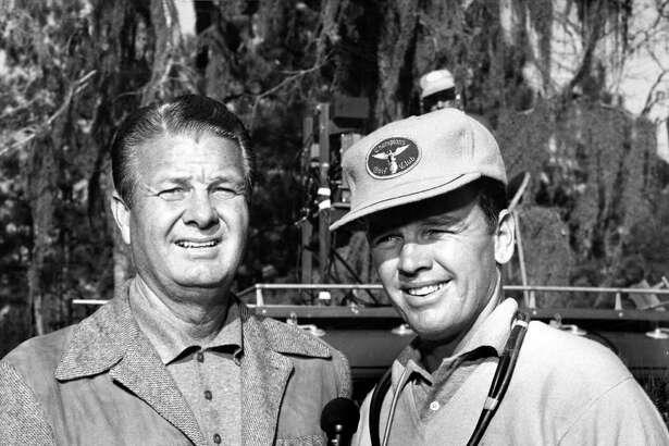 04/1962 - golfesr Jimmy Demaret and Jack Burke