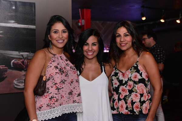 San Antonians flocked to Ash, the new Downtown bar in St. Paul's Square threw a soirée to celebrate its grand opening on Thursday, June 23, 2016.