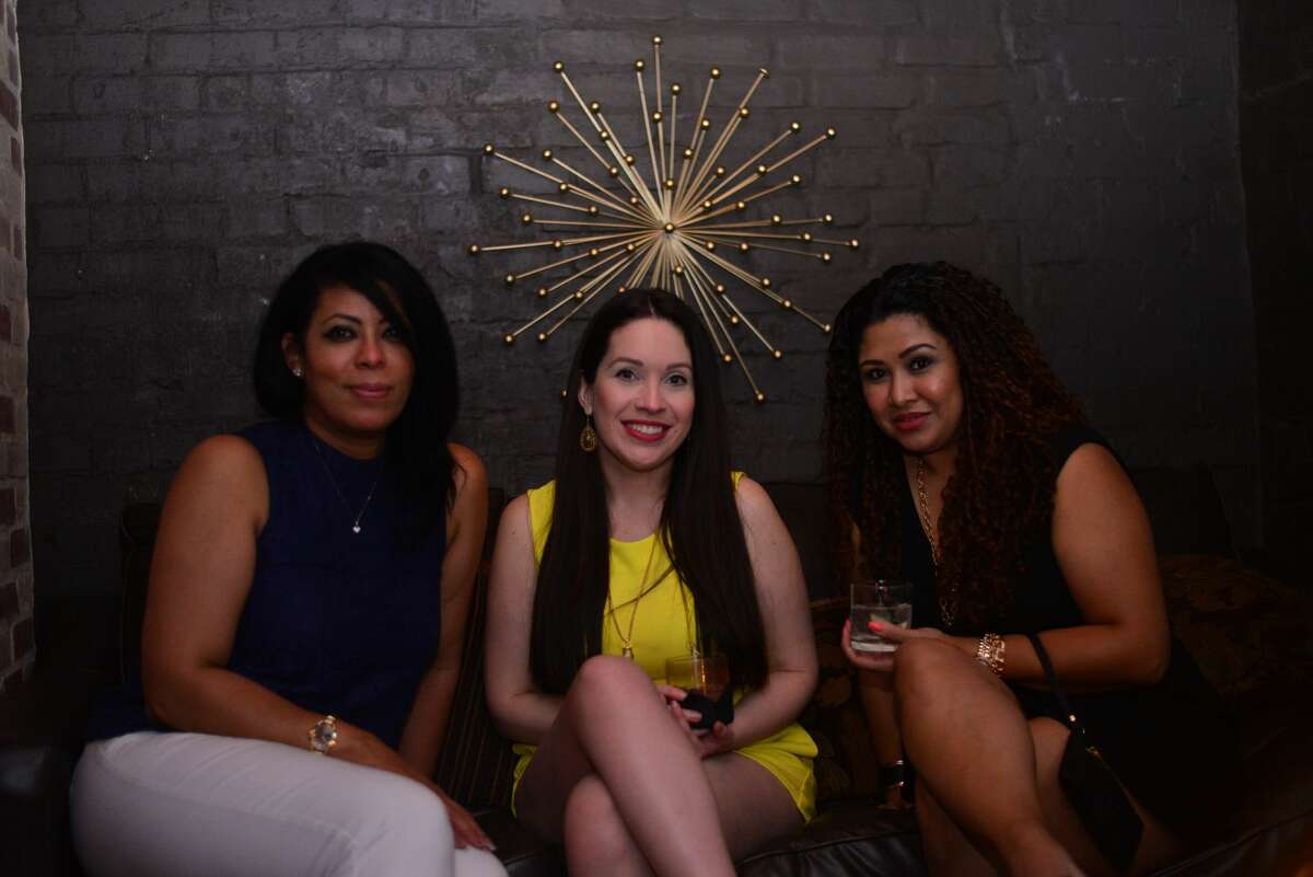 San Antonians flocked toAsh, the new Downtown bar in St. Paul's Square threw a soirée to celebrate its grand opening on Thursday, June 23, 2016.