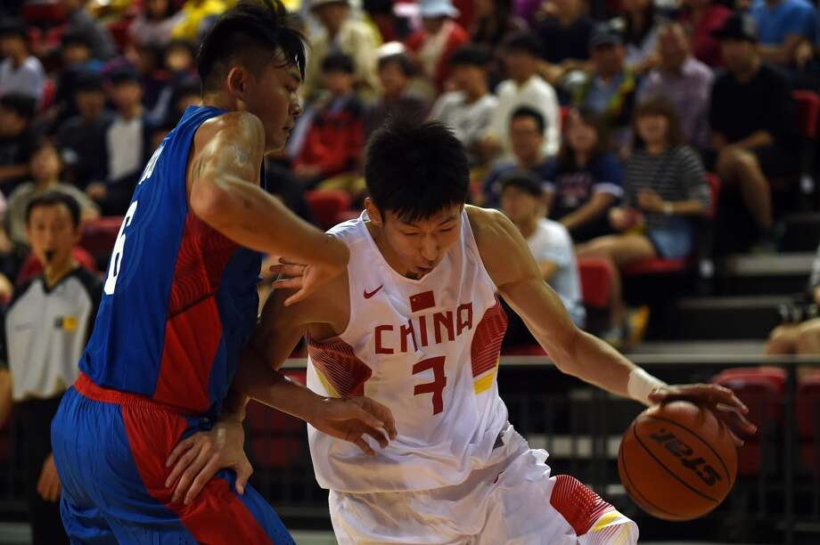Rockets reach agreement with 7-2 center Zhou Qi - Beaumont