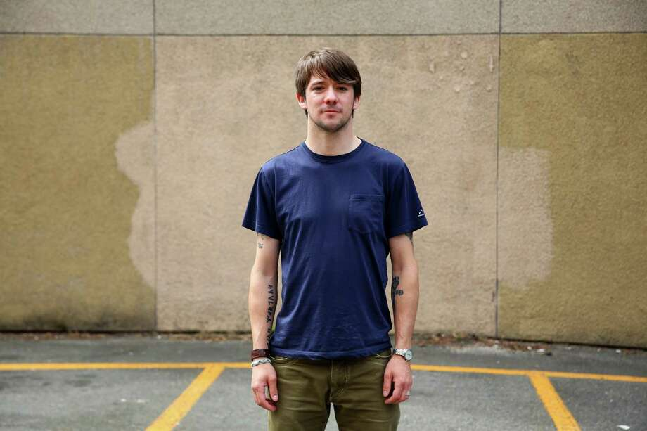 I wore this Ably Apparel T-shirt for 21 days to see if its patent-pending Filium technology would really keep it stain- and odor-free. The results? Read on. Photo: GENNA MARTIN, SEATTLEPI.COM / SEATTLEPI.COM