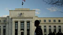 The Federal Reserve could seek to ease concerns by providing liquidity to market participants, or simply by stating it is prepared to do so. The Bank of England and the European Central Bank did just that earlier Friday.