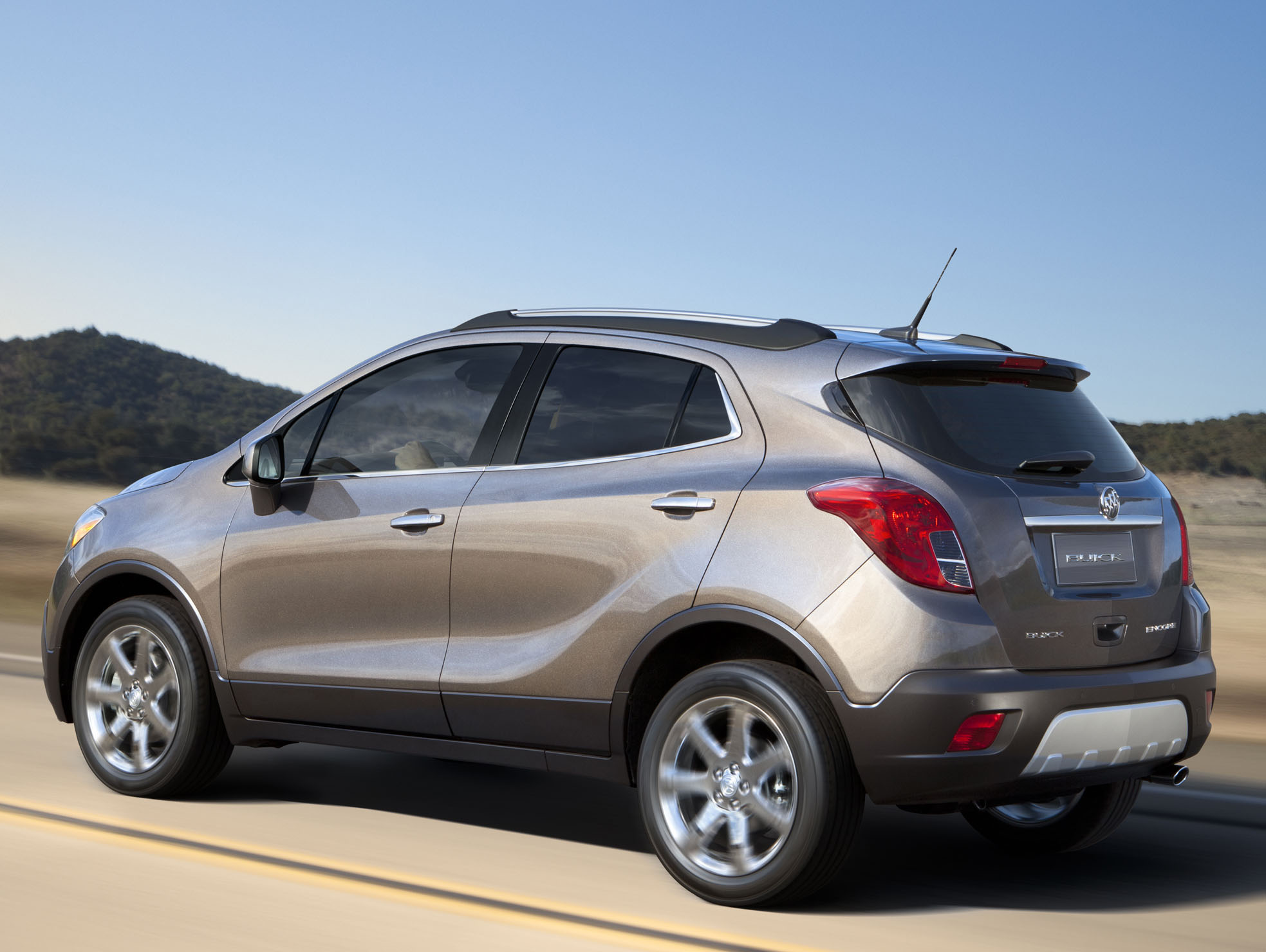 Buick's Encore moves GM brand in youthful direction