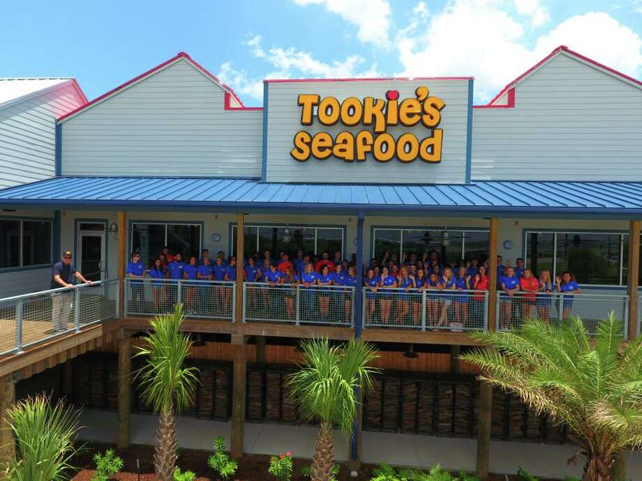 The owners of the Bay Area's famed Tookie's Burgers have just debuted a seafood restaurant, Tookie's Seafood. Photo: Courtesy