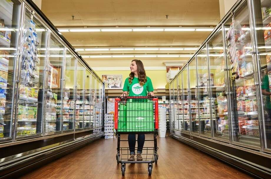 Shipt, a Birmingham, Ala.-based grocery delivery company, launched service in metro Houston on June 29, 2016, through a partnership with H-E-B. Photo: Smith, Michael, Contributed Photo