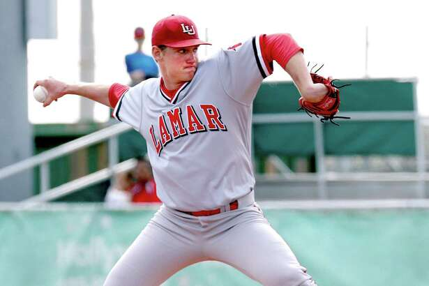 Lamar pitcher Jayson McKinley signed a free agent contract with the Tampa Bay Rays on Monday. (Lamar SID)