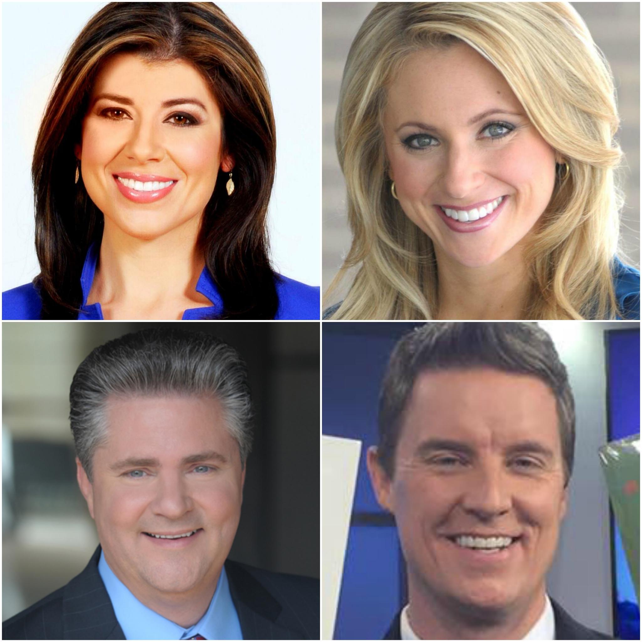 KHOU-TV announces major shakeup involving on-air personalities
