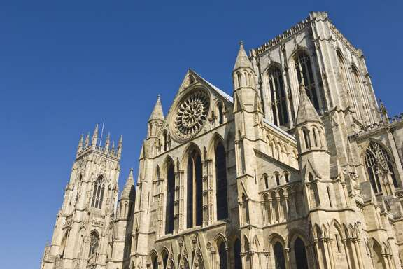 York Minster:  Deangate, York YO1 7HH, United Kingdom
