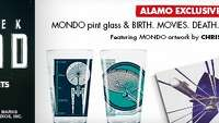 Trekkies: Get advance Drafthouse tix with a Mondo pint glass, magazine now - Photo