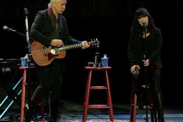 Pat Benatar, right, and Neil Giraldo are performing at Wednesday Nite Live in downtown Stamford on Thursday, July 27.