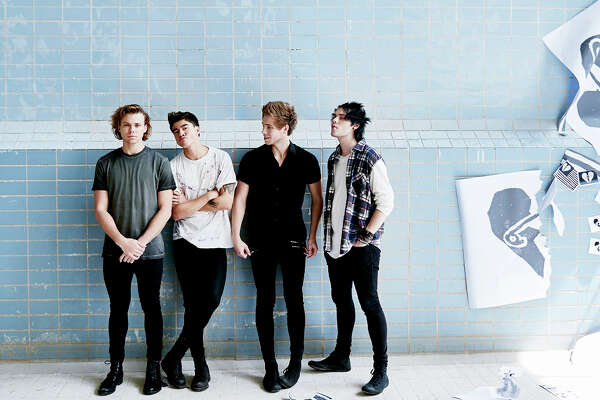 5 Seconds of Summer performs Thursday, June 30, and Friday, July 1, at Mohegan Sun Arena.