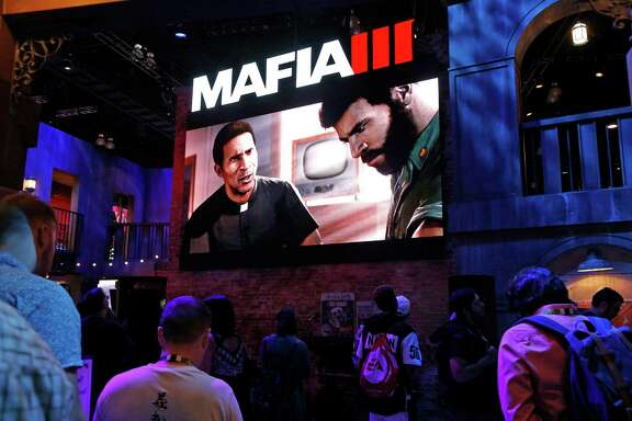 """Mafia III"" is set in a locale inspired by New Orleans in the 1960s and centers on a Vietnam War veteran."