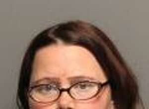 State Police arrested Glenville woman Melissa L. Anderson, 38, a month after a bank notified the owner of Werner Bros. Electric  about a discrepancy in the signatures on his checks, State Police said. (Photo: State Police).