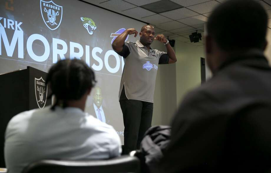 Raiders' rookies find there's more to learn than playbooks