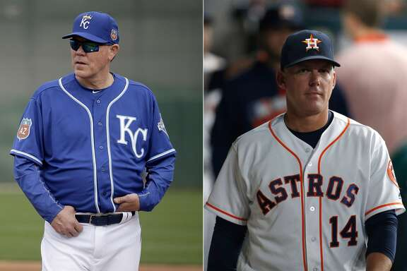 A.J. Hinch will get an opportunity in the upcoming series against the Royals to lobby for his players to be selected to the All-Star game.