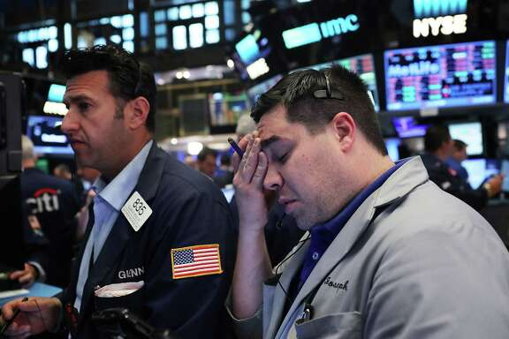 Traders work on the floor of the New York Stock Exchange on Friday. News that the United Kingdom has voted to leave the European Union sent equity markets plunging around the world. Unfortunately, this is just the beginning.