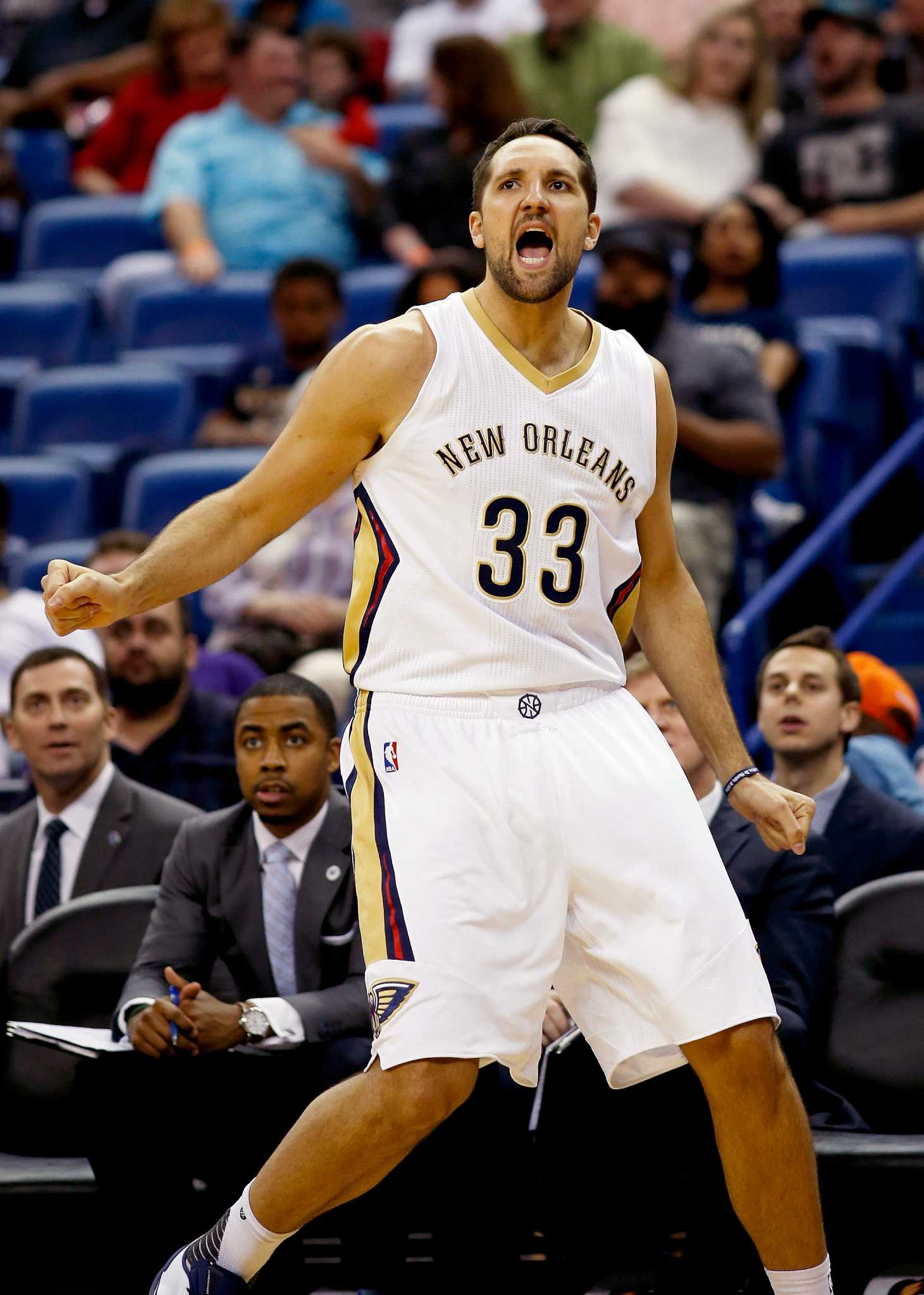 Rockets strike deal with power forward Ryan Anderson