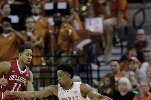 UT point guard Isaiah Taylor, right, had the moves during his collegiate career. But he will have to prove he has the all-around game to stick with the Rockets.