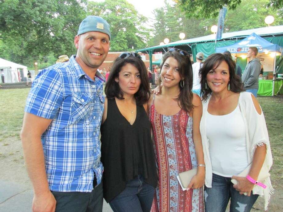 "Were you seen at the Miranda Lambert concert with Kip Moore and Brothers  Osborne at SPAC in Saratoga Springs on Friday, June 24, 2016?"" Photo: Jessica Winans"
