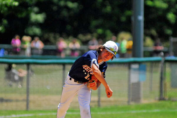 Action from Westport Little League's 6-5 loss to North End on Saturday, June 25th, 2016.