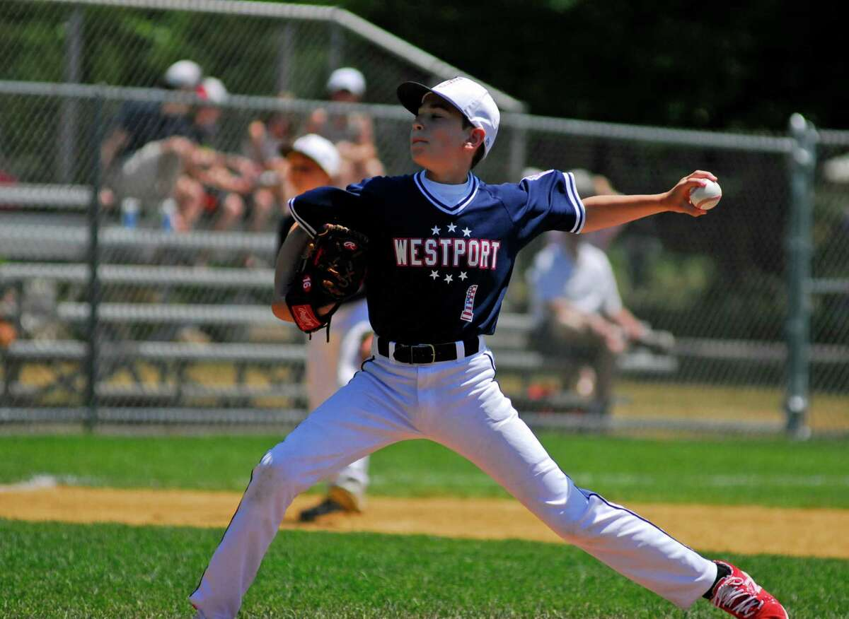 Action from Westport Little League's 6-5 loss to North End on Saturday, June 25th, 2016 at Unity Park in Trumbull.