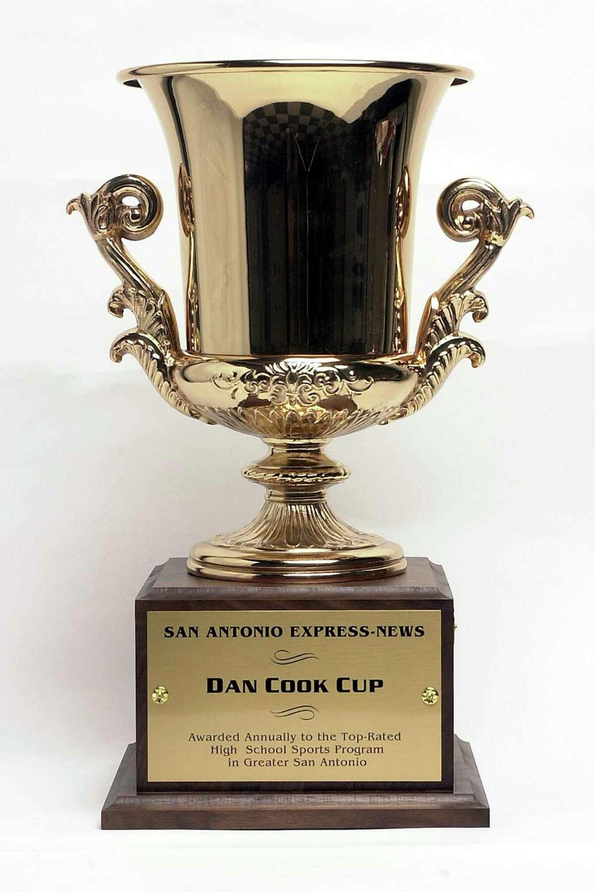 Dan Cook Cup trophy